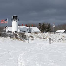 Jeremy Cozannet - Chatham Lighthouse