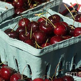 Jim And Emily Bush - Cherries at the Market