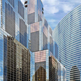Christine Till - Chicago - One South Wacker and Hyatt Center