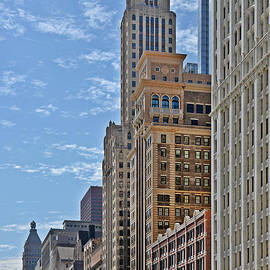 Christine Till - Chicago Willoughby Tower and 6 N Michigan Avenue