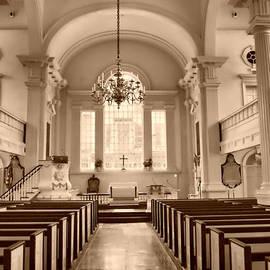 Christ Church  by Thomas  MacPherson Jr