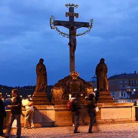 Sally Weigand - Christ Crucifixion Sculpture