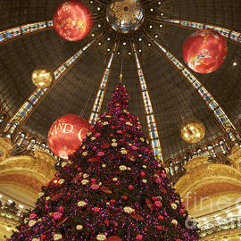 Christmas Tree Of Commercial Center by Agusti Pardo Rossello