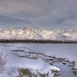 Chugach Mountains Alaska by Sam Amato
