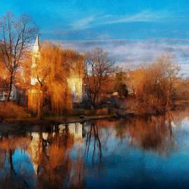 Mike Savad - Church - Clinton NJ - Clinton United Methodist Church