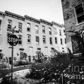 Paul Velgos - Cincinnati Glencoe-Auburn  Abandoned Buildings