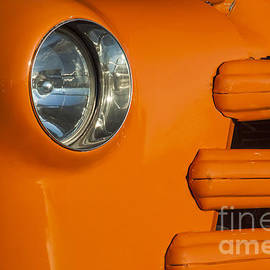 Darleen Stry - Classic Orange Truck Grill