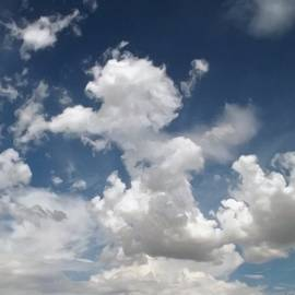 Glenn McCarthy Art and Photography - Clouds Of Celebration - Series