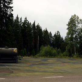 Jan W Faul - Cold War Hiway Fuel Dump