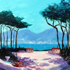 Larry Cirigliano - Color and light of the mediterranean