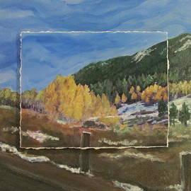 Colorado Almost Winter by Anita Burgermeister