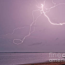 Crazy Lightning by Stephen Whalen