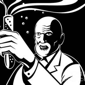 Aloysius Patrimonio - Crazy Mad Scientist Test Tube