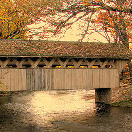 Victoria Sheldon - Crystal River Covered Bridge