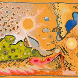 Ralf Schulze - Curious Orang and the Green Galaxy