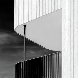 Curved Balcony by Dave Bowman