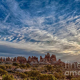 Scotts Scapes - Dancing Light and Clouds 3