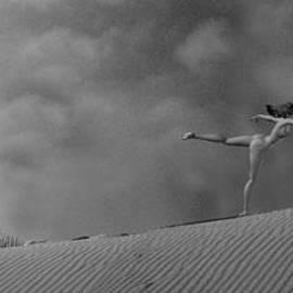 Dancing on an August Dune by Broken  Soldier