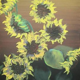Raymond Doward - Dancing Sunflowers