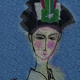Day Dream Of A Geisha by Hayrettin Karaerkek