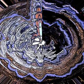 Colette V Hera  Guggenheim  - Deeper life Circle  Works 2