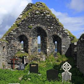 Aidan Moran - Derrynane Abbey
