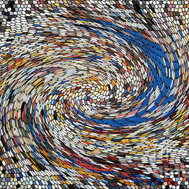 Digital Directional Chaos by Robert Haigh