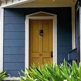 Door 62 Beachside Getaway by Toni Hopper