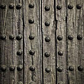 Elena Elisseeva - Door detail