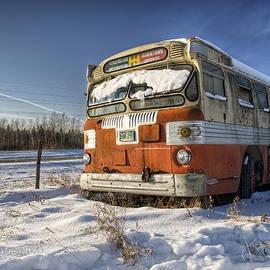 Downtown Express by Wayne Stadler