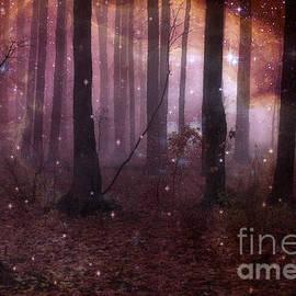 Kathy Fornal - Dreamland Surreal Fantasy Tree Woodlands