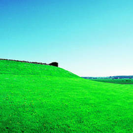 Jan W Faul - Duffus Castle ca 1140AD