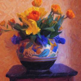 Nop Briex - Dutch flower pot