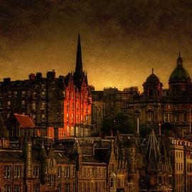 Den McKervey - Edinburghs