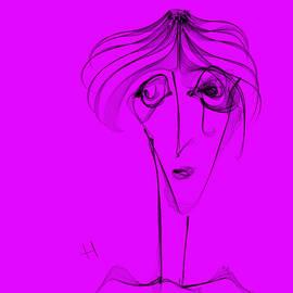 Edith Piaf by Hayrettin Karaerkek