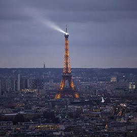 Jonathan Ellison - Eiffel at Dusk
