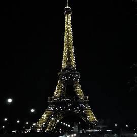 Eiffel Tower - Paris by Marianna Mills