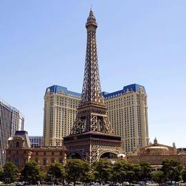 James Granberry - Eiffel Tower Las Vegas