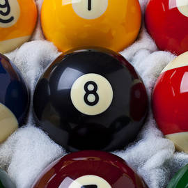 Eight Ball by Garry Gay