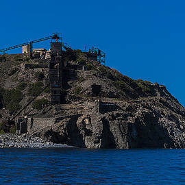 Elba Island - The Old Abandoned Mine 2 - La Miniera Abbandonata 2  - Ph Enrico Pelos by Enrico Pelos