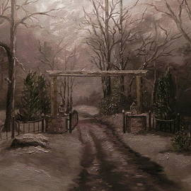 Laura Brown - Entrance of Winter