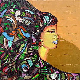 Sushma Bhosale - Face
