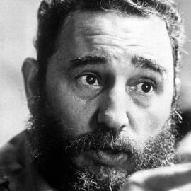 Everett - Fidel Castro, Circa 1977