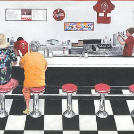 Fine Dinning by Stuart B Yaeger