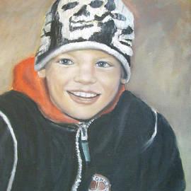 Finnish Boy Commission by Katalin Luczay
