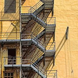Rudy Umans - Fire escape