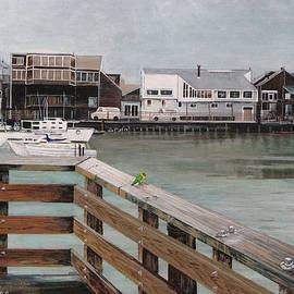 Fishermans Wharf San Francisco by Stuart B Yaeger