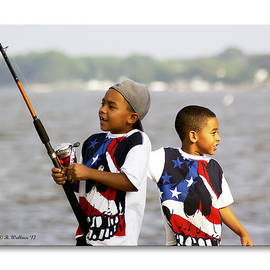 Brian Wallace - Fishing Brothers