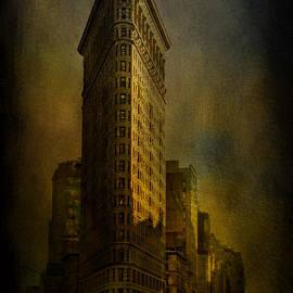 Flatiron Building...My View..revised by Jeff Burgess