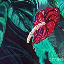 Flower R by David Karasow